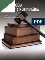 LIVRO DIDÁTICO - Sociologia Jurídica e Judiciária