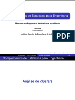 14 Analise de Clusters no r