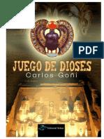 Juego de Dioses - Carlos Goni