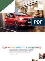Catalogo Toyota Yaris Mayo 2016 Tcm 1014 105108
