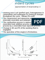 1. Air Standard Cycles