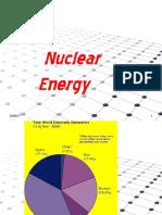 Nuclear Energy, Edited