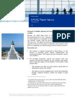 KPMG Flash News Asia Satellite Telecommunications