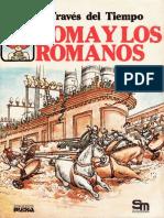Roma y Los Romanos H Ameri Serie a Traves Del Tiempo Plesa 1977