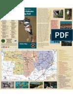 North Alabama Birding Trail Visitor Brochure