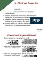 Electrical Properties