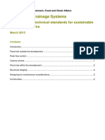 PB14308 - Non Statutory Technical Standards for Sustainable Drainage Systems (Mar 2015)