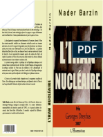 L'Iran Nucleaire Nader Barzin