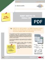 Asnt Snt-tc-1a Edition 2016
