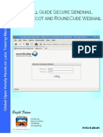 Install Guide Secure Sendmail with Dovecot & Roundcube Webmail v1.0