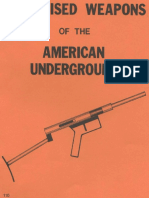 Improvised Weapons of the American Underground - Desert Publications