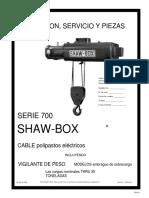 Manual          Shaw-Box SERIE 700.en.es.pdf