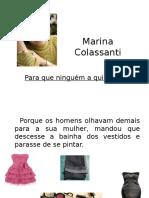 Marina Colassanti.ppt