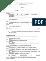 Diagnostico Del Estudio de Impacto Ambiental.distrito de Ite