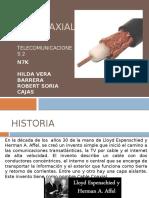Teleco Coaxial