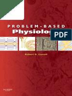 Problem Based Physiology Carroll Robert g 1