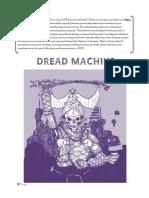 Labyrinth Lord - Dread Machine