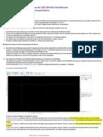 P1 Librecad Introducción Al Uso de CAD (Diseño Asistido Por Computadora
