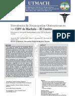 Prevalencia de Neumopatías Obstructivas en Los CIBV de Machala- Ecuador