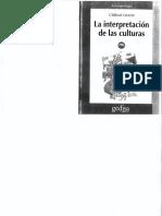 Geertz La interpretacion de las culturas.pdf