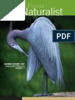 Summer 2007  Florida Naturalist Audubon of Florida