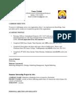 vyshak resume.docx