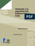 EEUU Cuba Venezuela