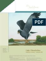 Lake Okeechobee Clean-Up Poster