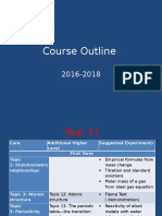 course outline 2016-208