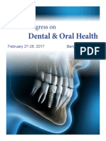 Brochure_World Congress on Dental & Oral Health