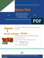 Resumen Páginas Web
