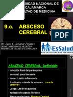 9  Infecciones Absceso Cerebral