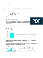 Teorema de Trabajo