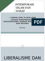 Pluralisme Dan Liberalisme