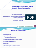 7-GeopolymersforPCCRecycling-Zhang_Complete Recycling of Concrete Waste Through Geopolymerization