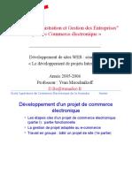 Devt Site Web S6