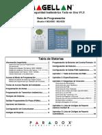 MAGELLAN 6030 6060 Español Programac