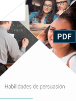 Modulo 3 Video 6 Habilidades de Persuasion