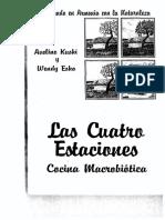 Las cuatro estaciones - Cocina macrobiótica.pdf