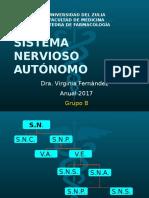 SNA Anual 2017 Dra. Virginia Fernandez
