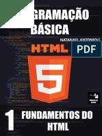 Programação Básica - Fundamentos Do HTML