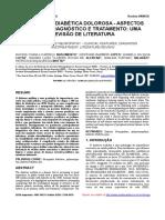 Neuropatia Diabetica Dolorosa Brasil 2015