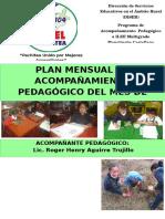 Plan Mensual de Enero 2017 Roger