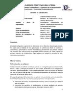 Informe Lab de Procesos de Manufactura 5