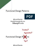 Functional Design Patterns