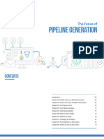 The Future of Pipeline Generation 011917