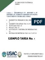 Ejemplo Tarea 1