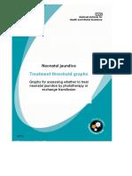 Neonatal Jaundice Thresholds