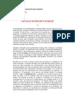 Divagaciones de Navidad Jose Carlos Mariategui
