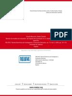 Revisión de Modelos de Evaluación Del Impacto de La Formación